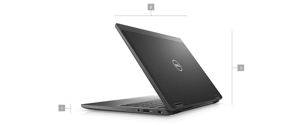 Dell Latitude 7310 2-in-1 Core™ i5-10310U, Core™ I7-10610U