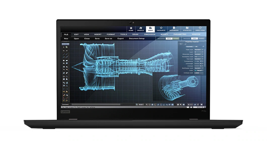 "Lenovo ThinkPad P15s (15"") Mobile Workstation"
