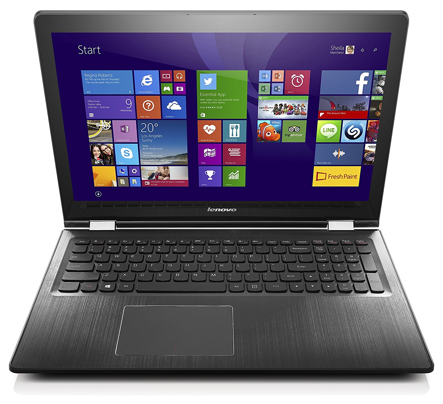 Lenovo Flex 4 core i7