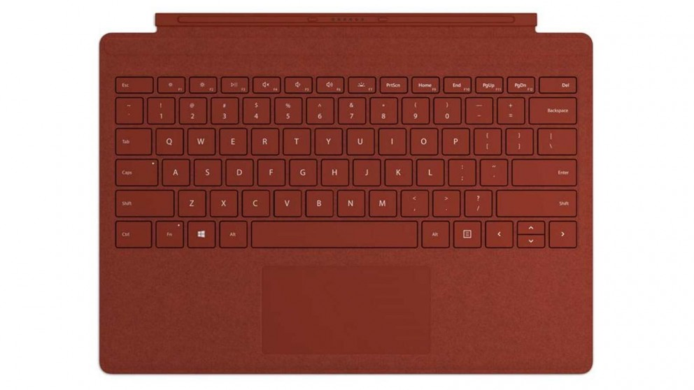 Surface Pro Signature Type Cover with Surface Pro 7