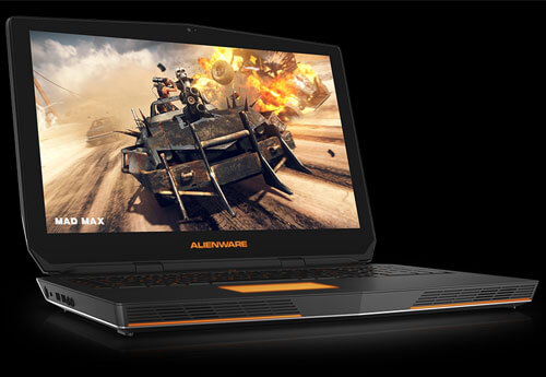 Alienware 17 R3 Core™ i7 03