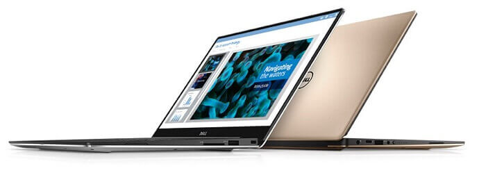 Dell XPS 13 9360 touch screen