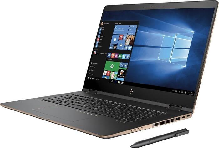Đánh giá HP Spectre X360