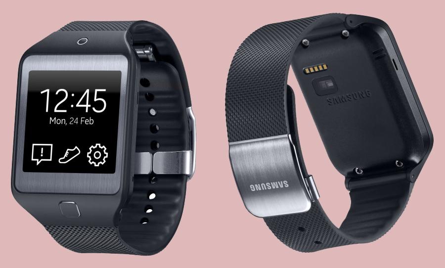 Samsung Gear 2 Neo Smartwatch - Black