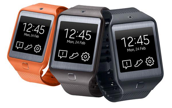 Samsung Gear 2 Neo Smartwatch - Orange