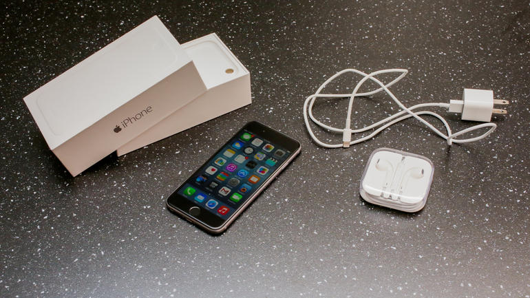 Apple iPhone 6 16GB silver/ Active (Bản quốc tế)