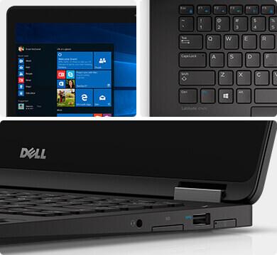 Dell Latitude 14 7470 Core i5 6300u | Core i7 6600u Windows 10