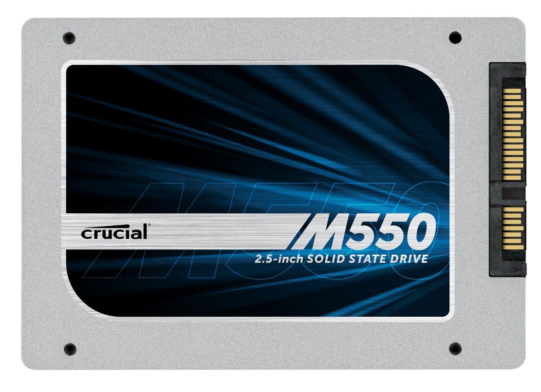 SSD Crucial M550 128GB Sata 3 6GB/s