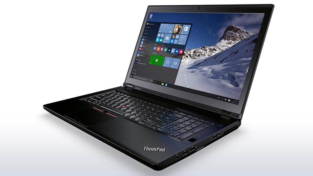 "ThinkPad P70 | Mobile Workstation | Lenovo US 17.3"" 6th Generation Intel® Core™ i7"