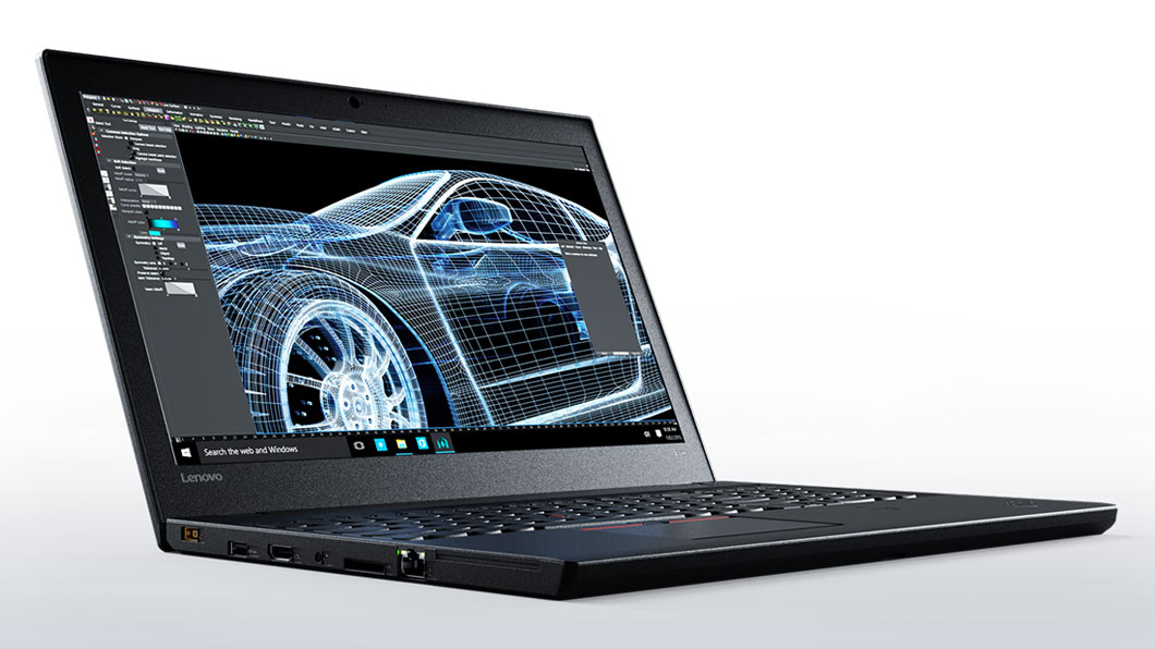 ThinkPad P50s | WORKSTATION MUSCLE MEETS ULTRABOOK MOBILITY