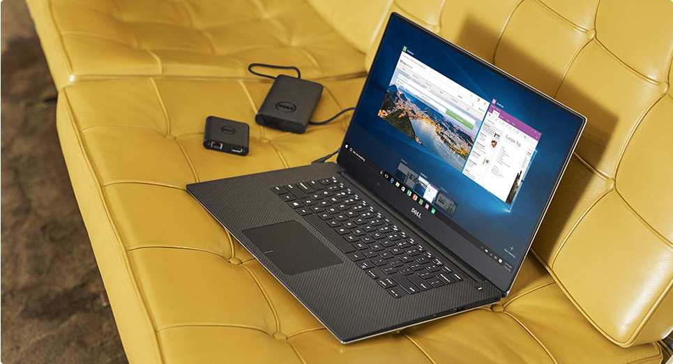 Dell XPS 15 9550 Touchscreen Core™ i7-6700HQ 16GB 512GB SSD NVIDIA GeForce® GTX™ 960M 15.6inch UHD 3840x2160 Windows 10
