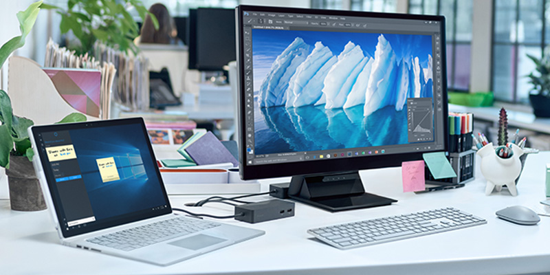 Surface Book with Performance Base - SSD 1TB/ 256GB/ 512GB - Intel Core i5/ i7