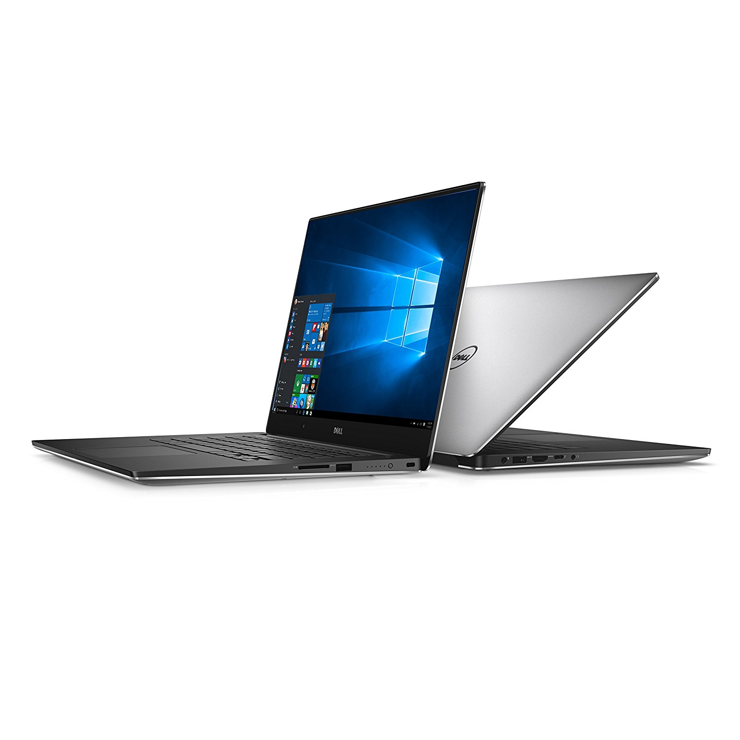 Dell XPS 15 9560 Kaby Lake Windows 10