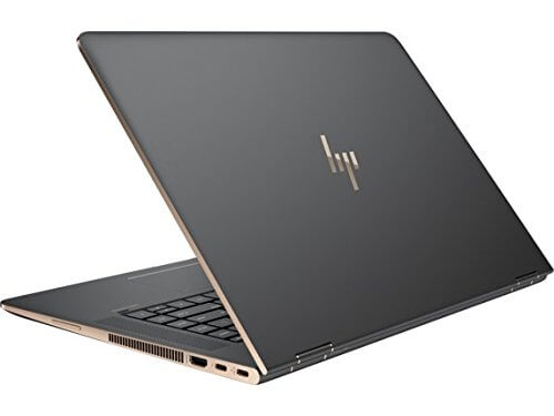 "HP Spectre x360 Convertible Core i7-7500U NVIDIA GeForce 940MX 15.6"" diagonal UHD Windows 10"