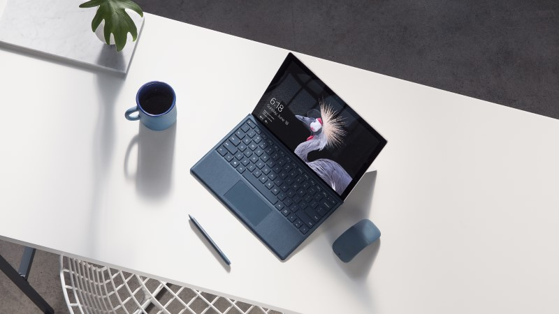 Microsoft Surface Pro 5 Windows 10 Pro | 4GB, 8GB, 16GB RAM