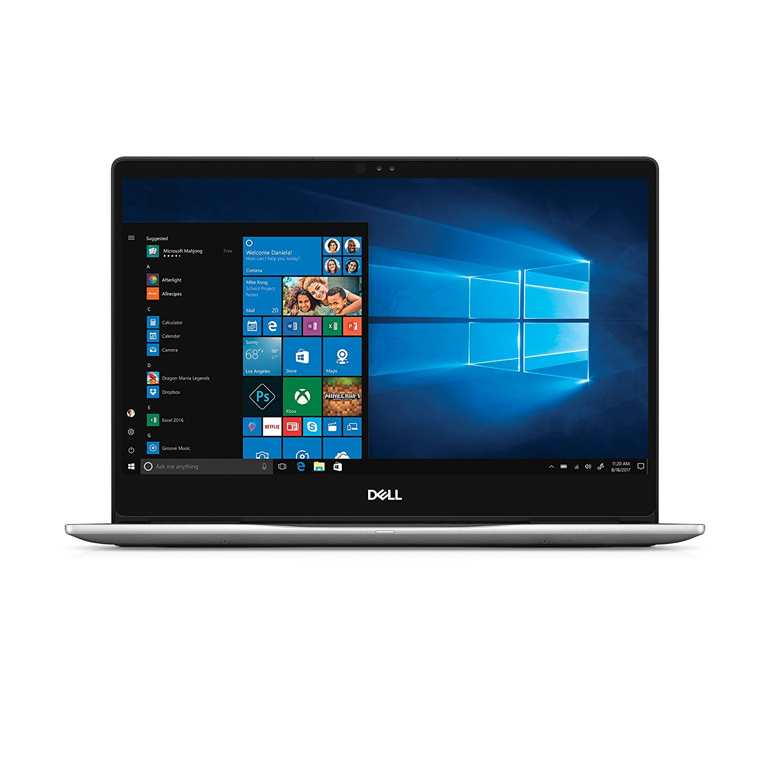 Dell Inspiron 7370 Core i5-8250U | Core i7-8550U Touch Display Windows 10