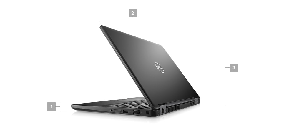 Dell Latitude 5590 Core i5, Core i7 8650u 15.6inh FHD Windows 10