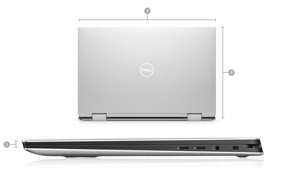 Dell XPS 15 9575 2-in-1 Core i5-8305G | Core i7-8705G RX VEGA Windows 10