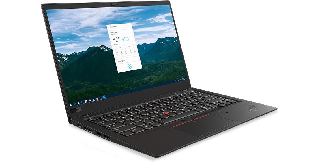 ThinkPad X1 Carbon (6th Gen) Core i7-8650U Ram 16GB