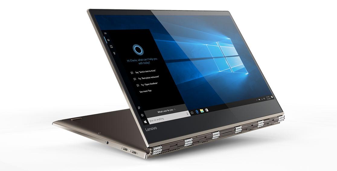 Lenovo Yoga 920 8th-gen Core i7 8550u FHD (1920 x 1080) IPS touchscreen Windows 10