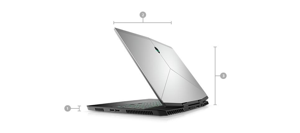New Alienware M15 Core i7-8750H Ram 16GB VGA GTX 1060 | GTX 1070 Max-Q Windows 10