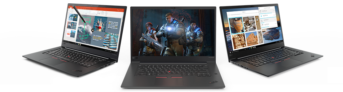 Lenovo ThinkPad X1 Extreme Core™ FL-H i5/i7 vPro | Core™ FL-H i5/i7 Windows 10 Pro