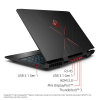 Hp Omen 15 Gaming Laptop Core i7-8750H VGA GTX1050Ti | GTX1060 Windows 10