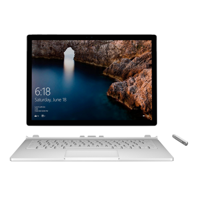 Microsoft Surface Book Touchscreen Core i5 Ram 8 SSD 128GB Windows 10 Pro