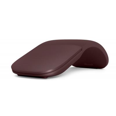 Surface Arc Mouse Burgundy | Light Gray | Cobalt Blue | Black Color