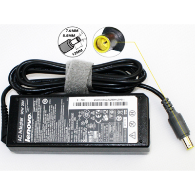 Adapter Lenovo Thinkpad 20V - 3.25A