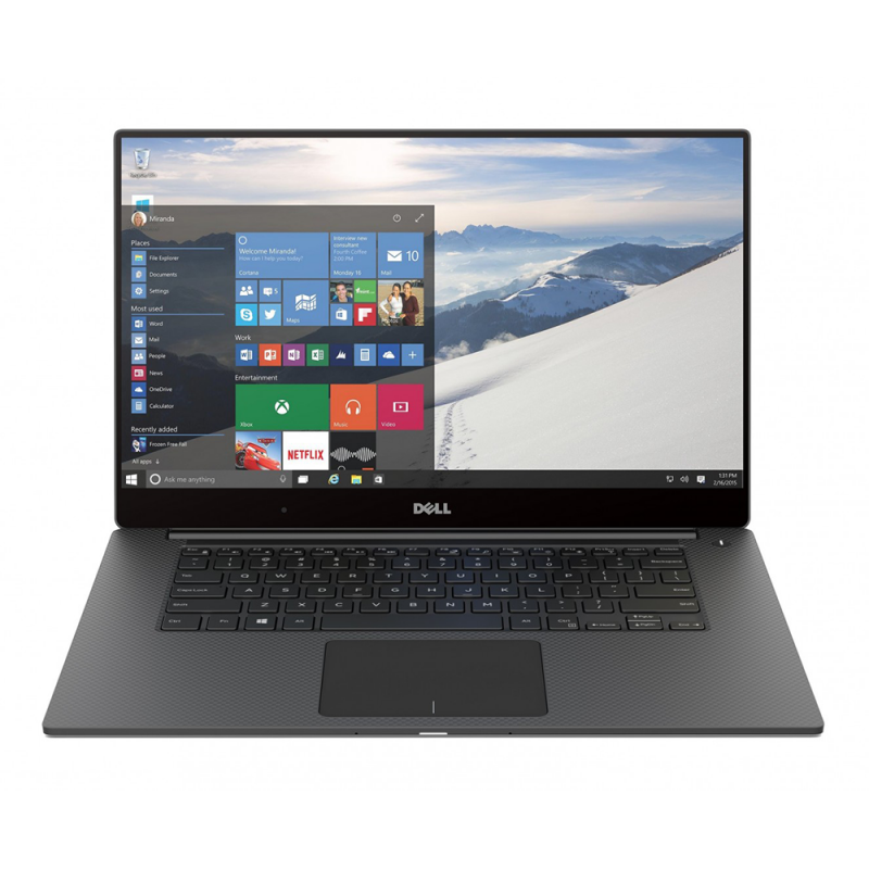 Dell XPS 15 9550 Core i5 6300HQ | Core i7-6700HQ VGA GTX960M Windows 10