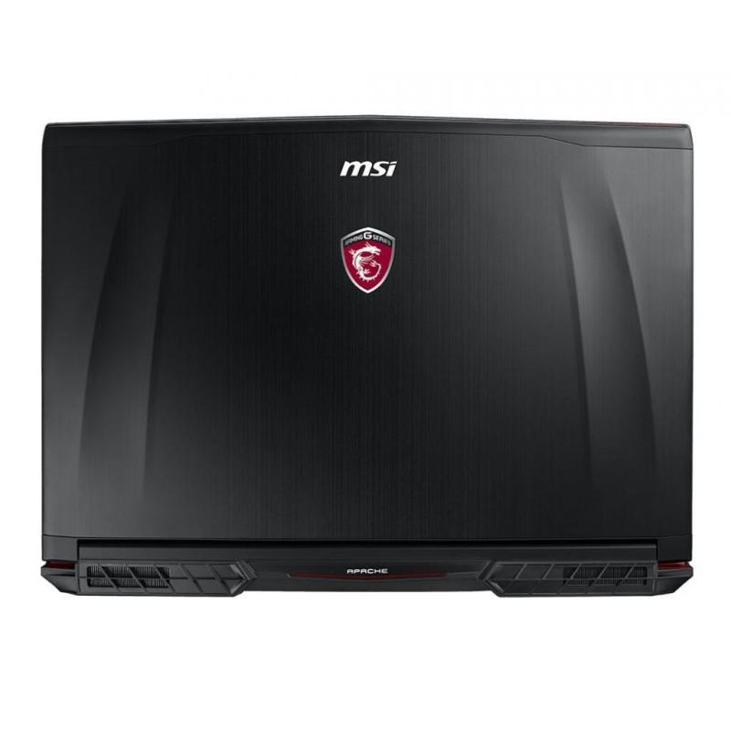 MSI GE72MVR 7RG Apache Pro Core i7 7700HQ Màn hình 17.3inh Full HD