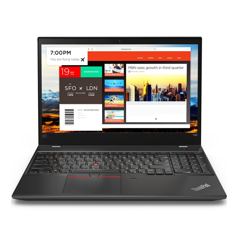 ThinkPad T580 Intel UHD 620 or NVIDIA GeForce MX150, FHD IPS | UHD IPS