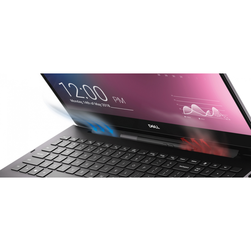 New Dell Inspiron 15 7591 2-in-1, Stamped aluminum
