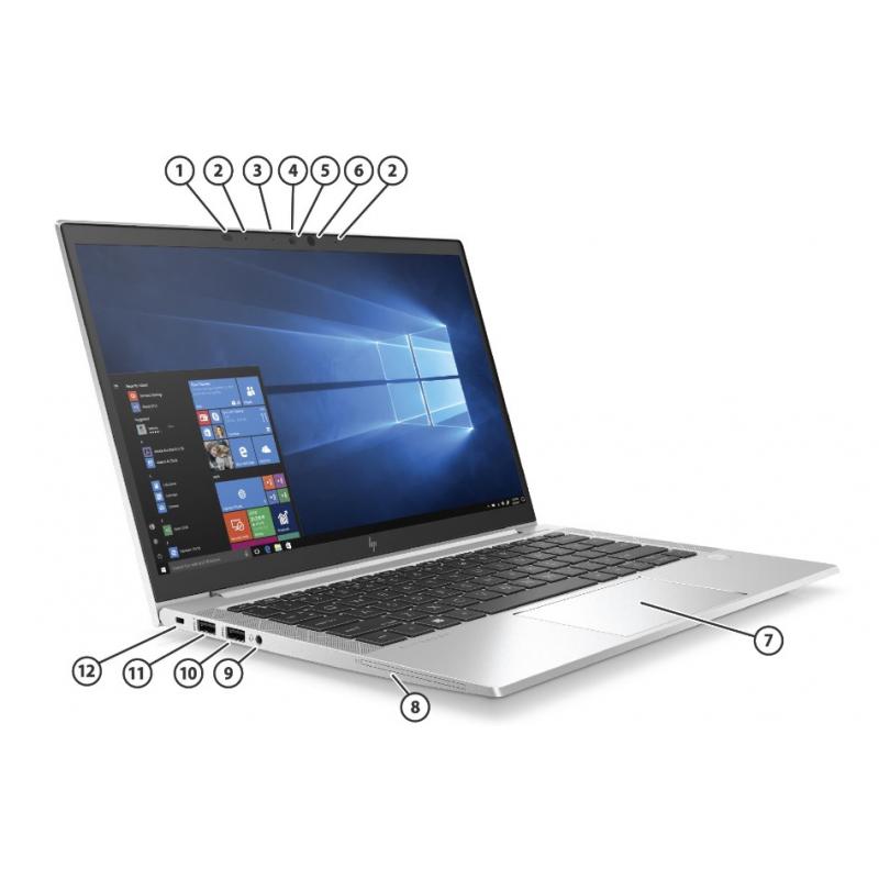 HP EliteBook 830 G7 Core i5-10310U, Core i7-10610U, Core i7-10810U