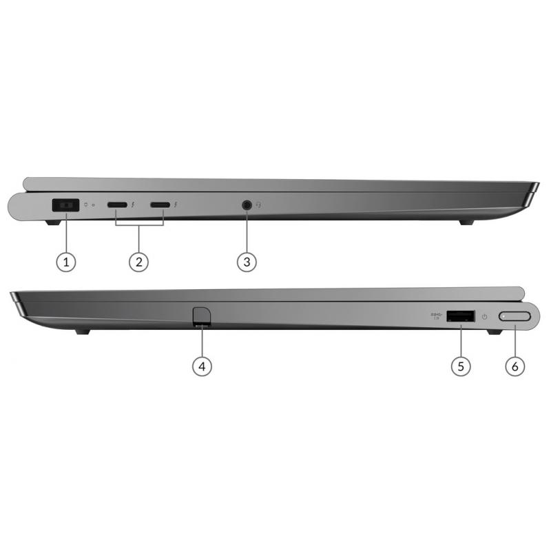 "Lenovo Yoga C940-15.6"" FHD Touch - i7-9750H   Core i9-9880H"