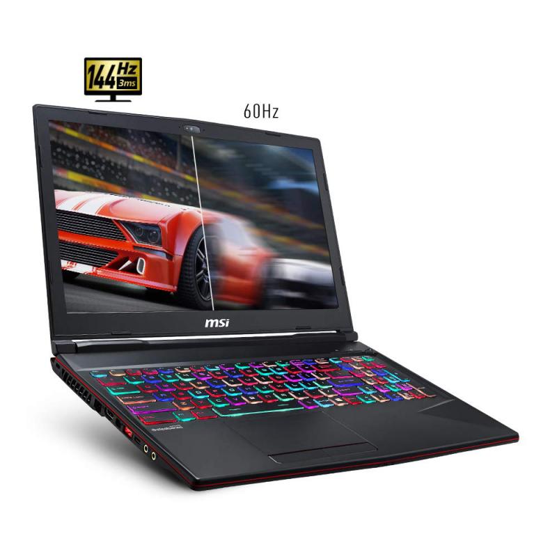 MSI GL63 Gaming Core i7-9750H, NVIDIA GeForce GTX1660Ti, FHD Windows 10