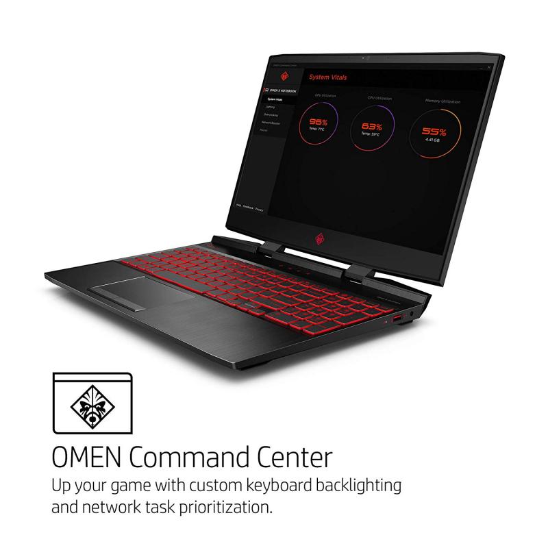HP OMEN 15-Inch Gaming Intel Core i7-9750H