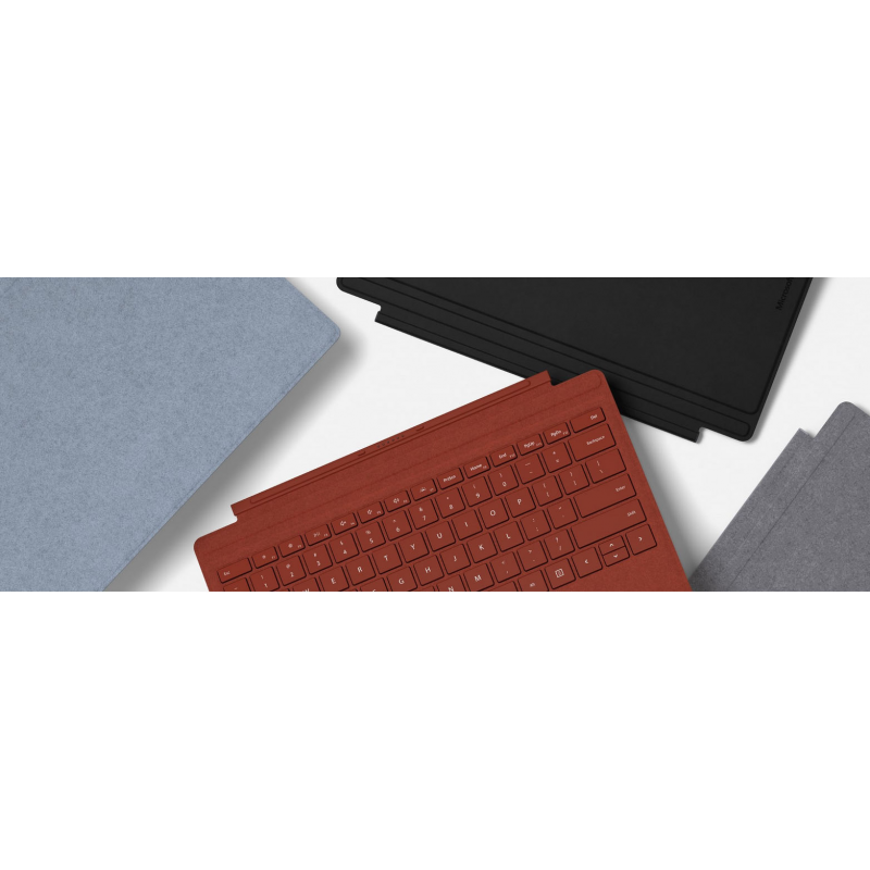 Surface Pro Signature Type Cover with Surface Pro 7 ( Surface Pro 5, 6, 7)