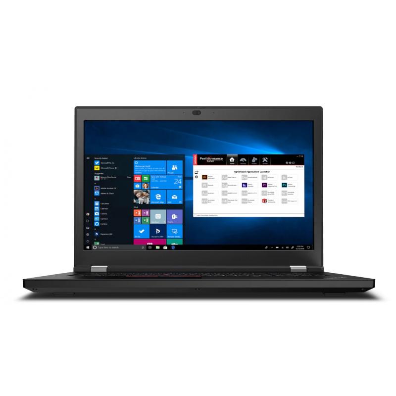 Lenovo Thinkpad P17 Core i7-10750H, Core i9-10980HK, Xeon W-10885M