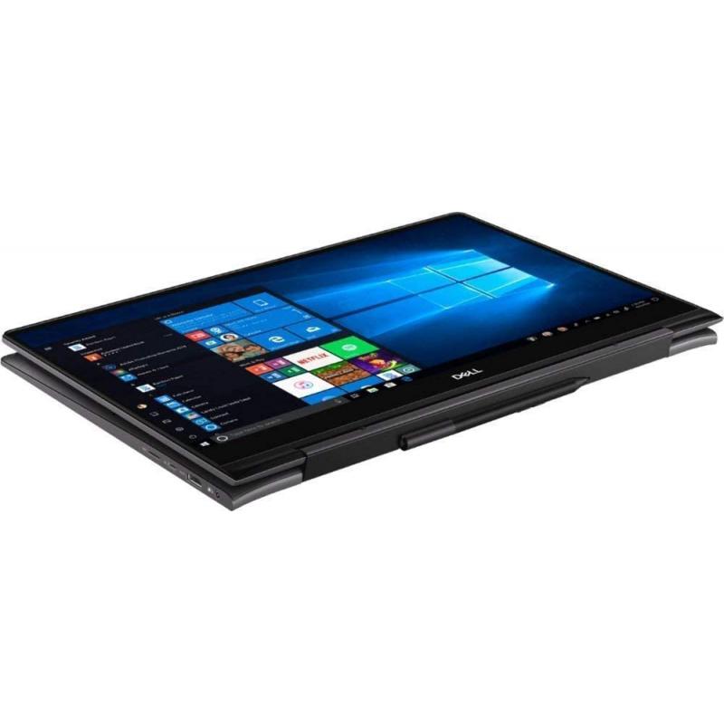 Dell Inspiron 7506 2-in-1 Black Edition, Silver