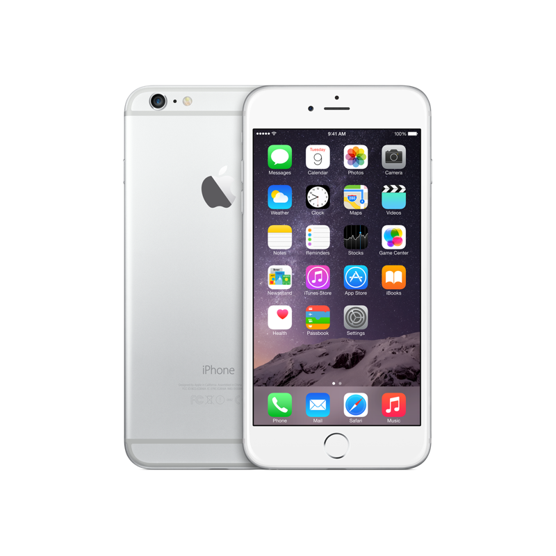 Apple iPhone 6 Plus 16GB Silver/Active (Bản quốc tế)