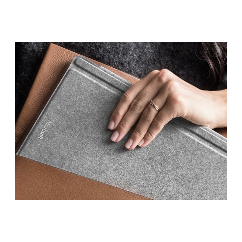 New Alcantara Type Cover will fancify your Surface Pro 4