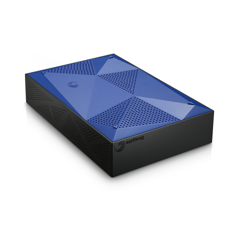 Seagate Backup Plus 3TB Desktop External Hard Drive with 200GB of Cloud Storage & Mobile Device Backup USB 3.0