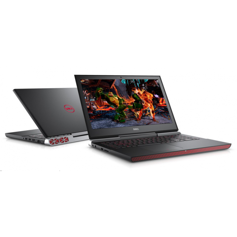 Dell Inspiron N7567 Gaming Core i5-7300HQ | Core i7-7700HQ 15.6inch VGA GTX 1050Ti FHD Windows 10