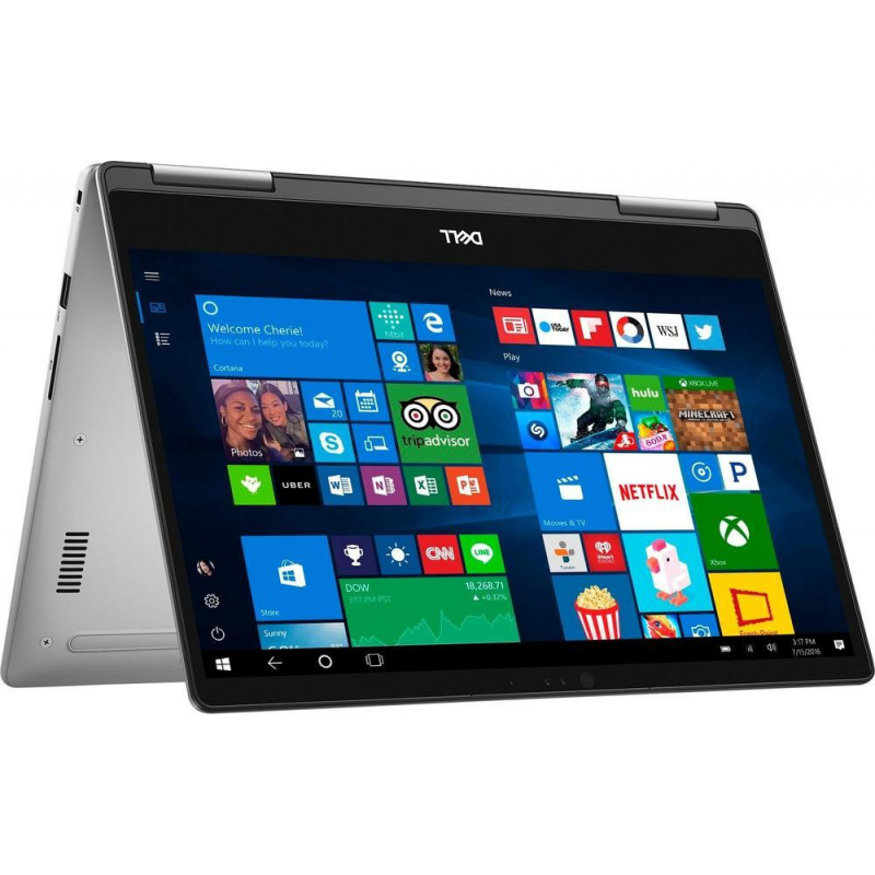 Dell Inspiron 7373 13.3-inch Core i5 8250u | Core i7 8550u Ram 8GB SSD 256GB Windows 10 | Vỏ Nhôm