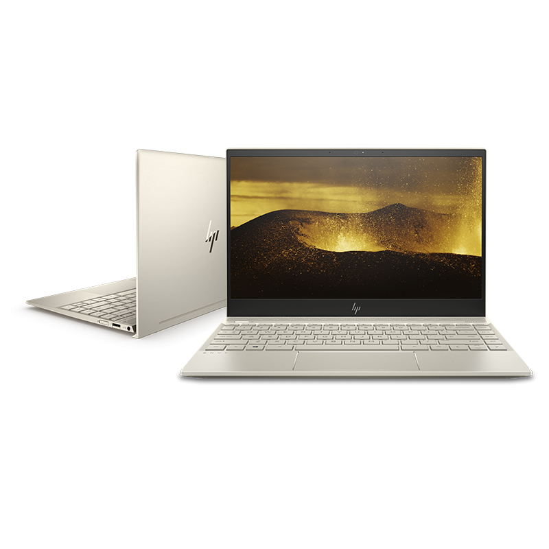 HP Envy 13t Core i7-8550U 13.3inch FHD Touch screen Windows 10