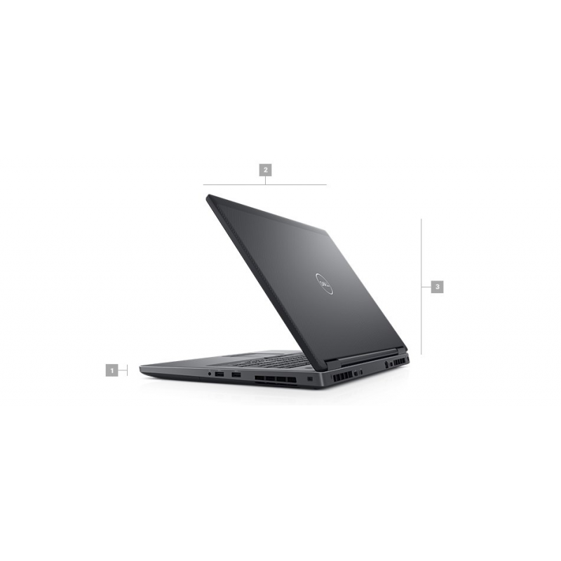 Dell Precision 7730 Mobile Workstation 17.3inch Windows 10 Pro