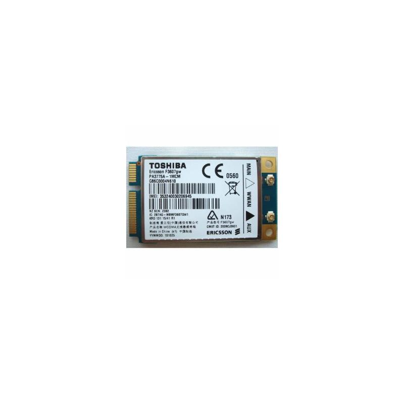 WWan 3G Model 5620