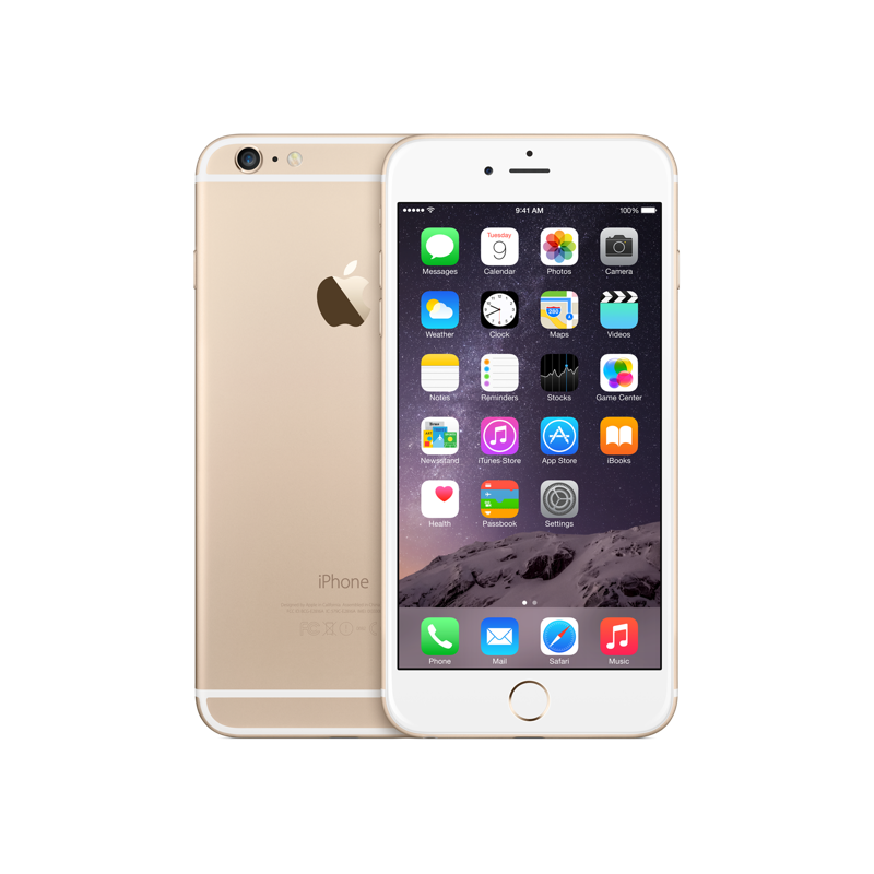 Apple iPhone 6 Plus 64GB Gold (Bản quốc tế)